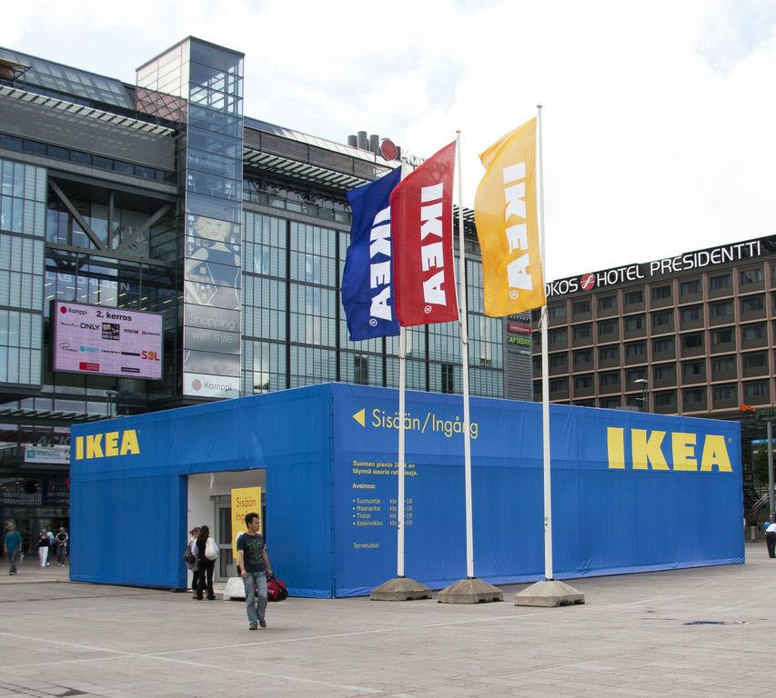 Ikea Vantaa Aukioloajat Osoite Puhelinnumero